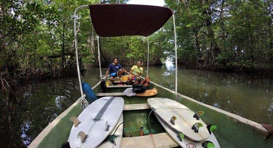 Bocas del Toro private boaut tours
